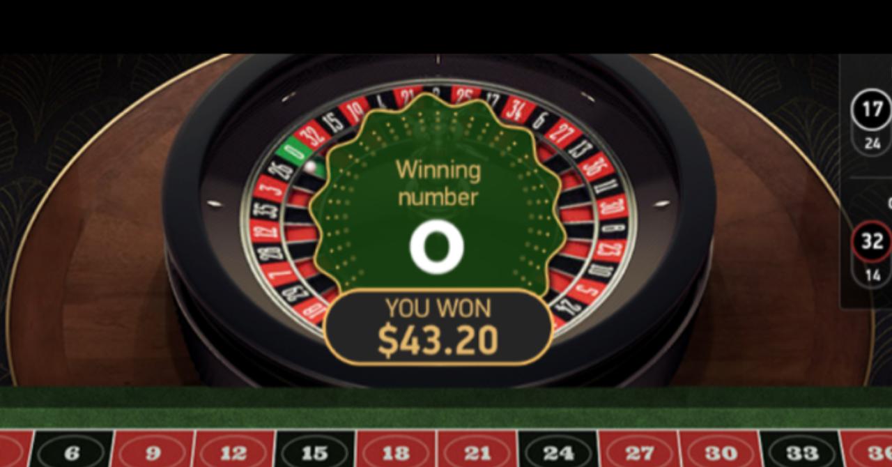 【改良版:低リスク】オンラインカジノ ルーレット攻略法