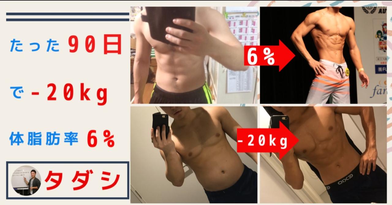 〜ダイエットを継続するために重量なポイント〜