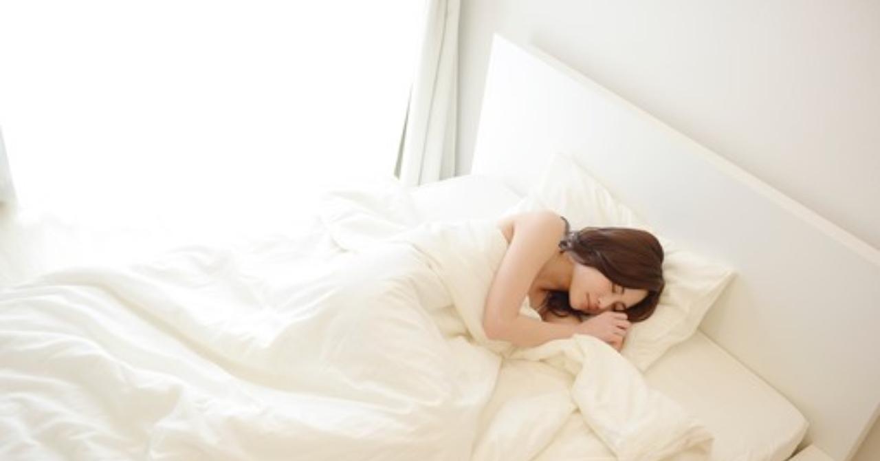寝つきが悪い。眠れない時の「健康になる!」と言われる良好な睡眠方法