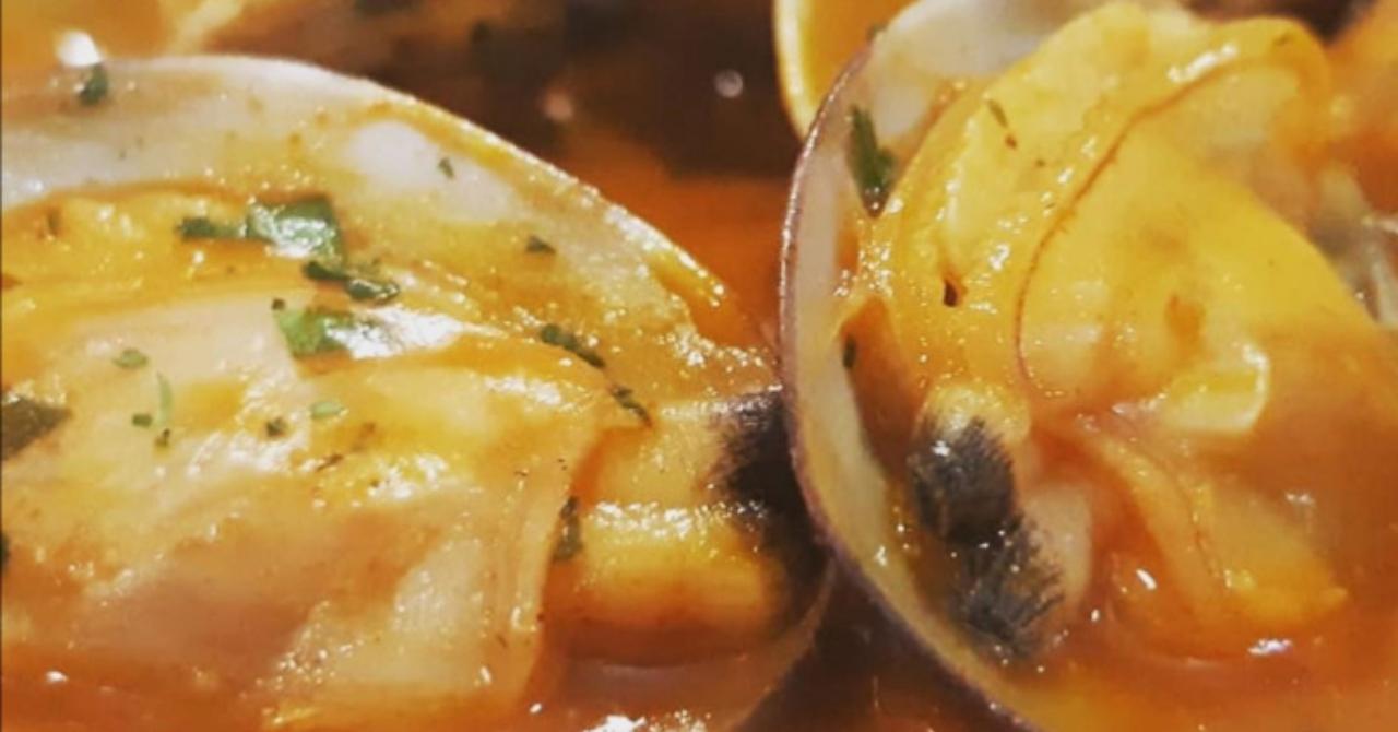 【動画】簡単あさりの漁師風の作り方/スペイン料理レシピ