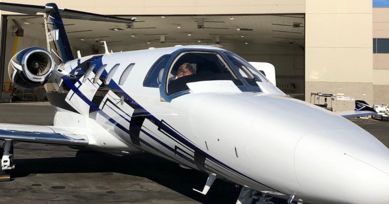 ビジネスジェット(プライベートジェット)搭乗体験記