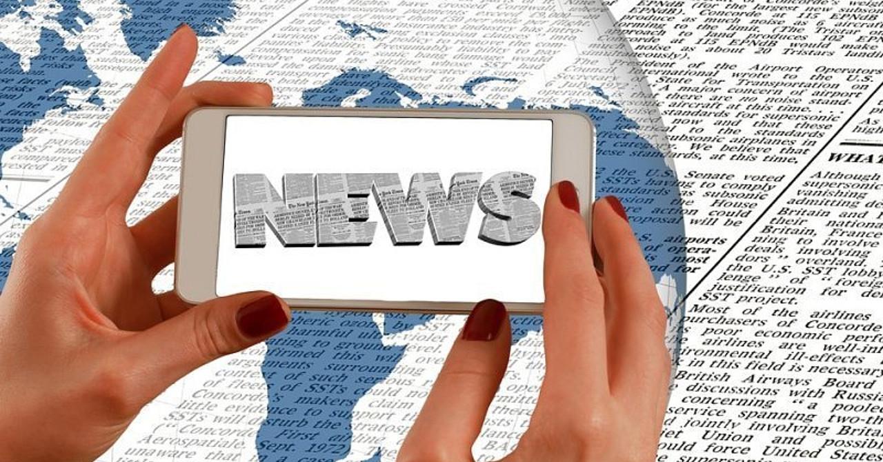 ニュースを見ながら稼ぐ!? 知識もお金も増える!?港で話題のニュースビジネス