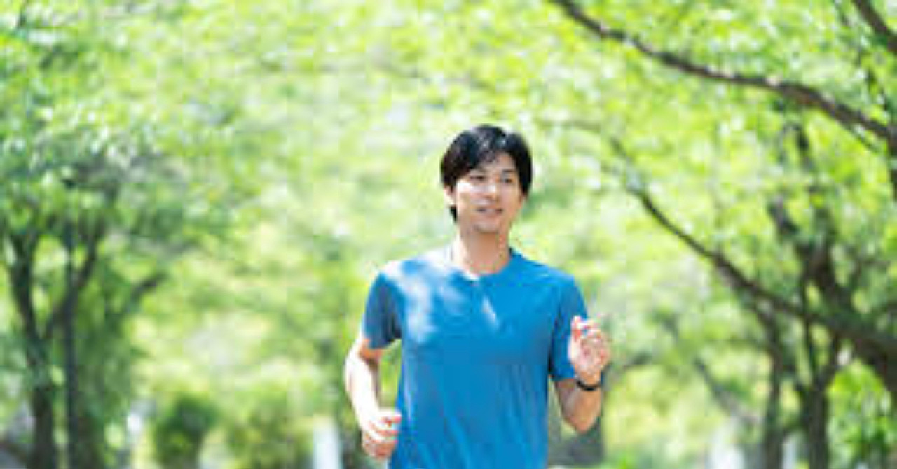 [実録] 40代男性がジョギングを6年以上継続した結果、効果は!?
